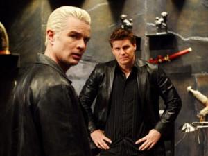 Spike and Angel